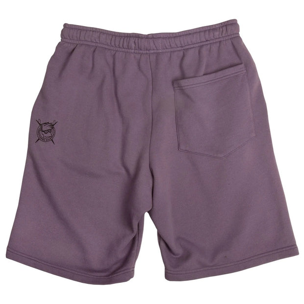 Brothers Marshall SWEAT SHORTS - DEEP VALENDER