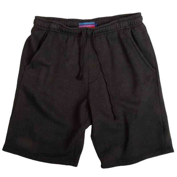 Brothers Marshall SWEAT SHORTS - BLACK