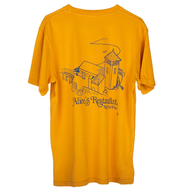 Brothers Marshall Alice's Tee - SUNSET GOLD