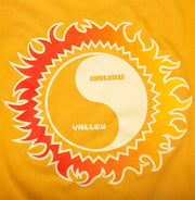 Brothers Marshall Ying Yang Long Sleeve - SUNSET GOLD