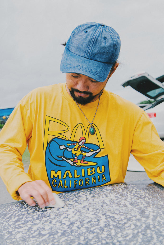 Brothers Marshall BMCD Long Sleeve - Yellow