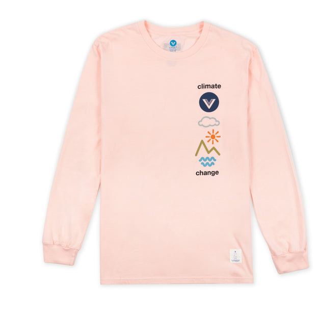 VAST Climate Long Sleeve - Pink