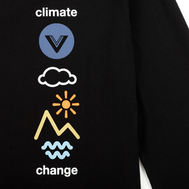 VAST Climate Long Sleeve - Black