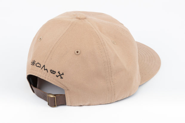 Vast x In4mation HI Script 6 Panel Hat