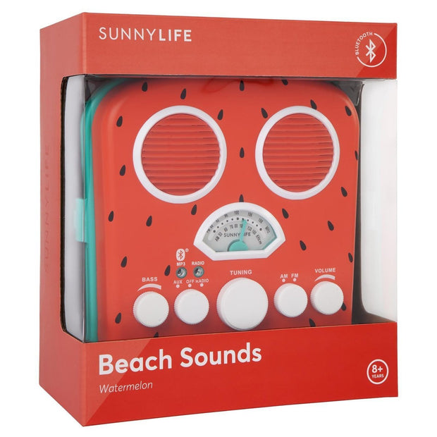 Beach Sounds Watermelon