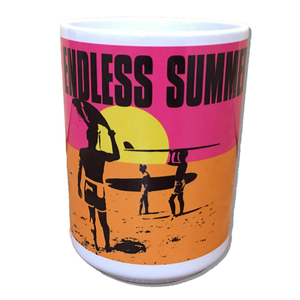 The Endless Summer 紀念馬克杯(15oz)