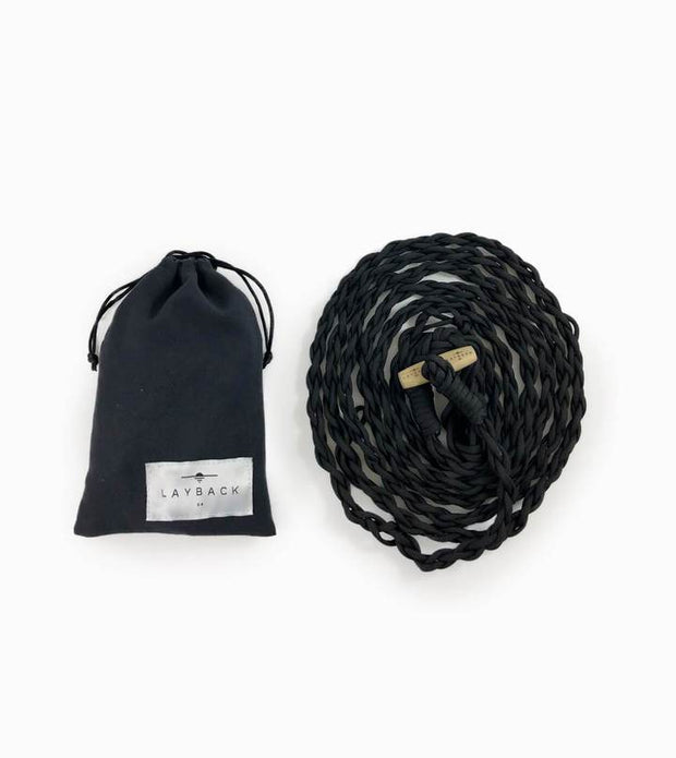 LAYBACK WORLD LOVE (NYLON)+ TOGGLE ROPES