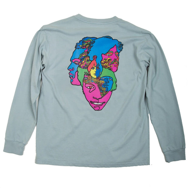 Brothers Marshall LOVE FOREVER CHANGES LONG SLEEVE - Green