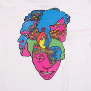 Brothers Marshall LOVE FOREVER CHANGES LONG SLEEVE - White