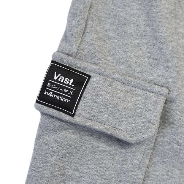 Vast x In4mation Cargo Sweat Short