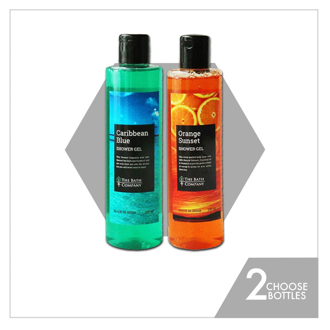 Choose Any 2 Body Washes