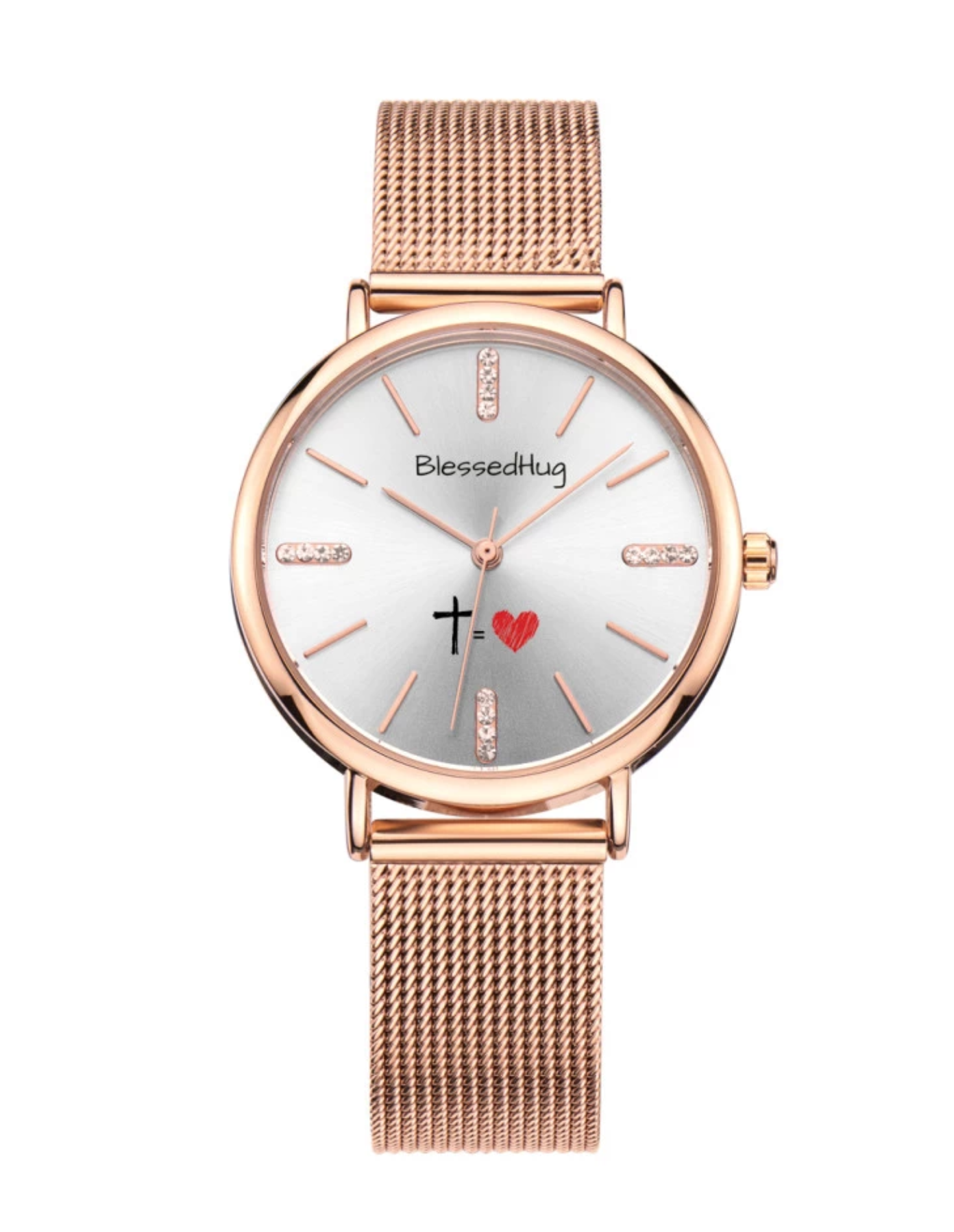 Rose-Gold Cruz-Igual-Amor