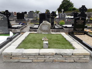 Irish Sandstone Headstones