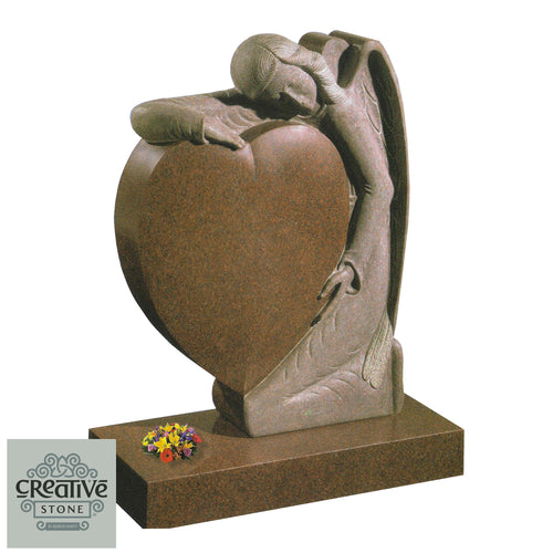 The Angel Heart csl 2 Headstone