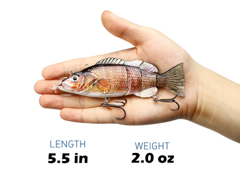 Robot Lure weight