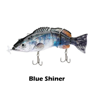 Fishernator Robotic Automatic Swimming Lure