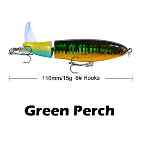 SplashTail Topwater Fishing Lure