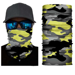 Multi-functional Face Shield | Neck Gaiter | Fishing Outdoors (Basic Collection)