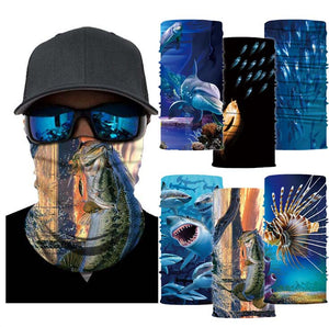 Multi-functional Face Shield for the Outdoors (Unisex)