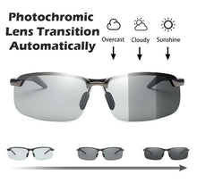 Load image into Gallery viewer, Polarized Photochromic Sunglasses for Fishing (UV400)