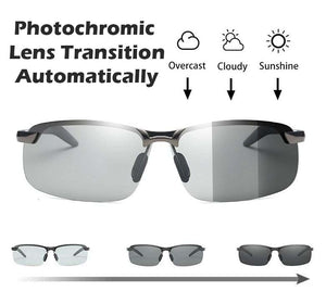 Polarized Photochromic Sunglasses for Fishing (UV400)