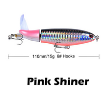 Load image into Gallery viewer, SplashTail Topwater Fishing Lure
