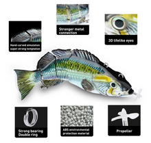 Load image into Gallery viewer, Fishernator Robotic Automatic Swimming Lure