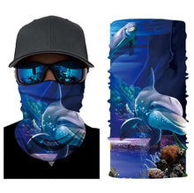 Load image into Gallery viewer, Fishing Mask Dolphin