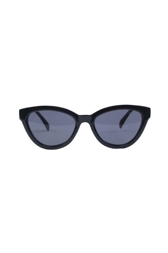 Addison Black Smoke Sunglasses