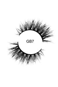 GB7 Luxury Mink Eyelashes