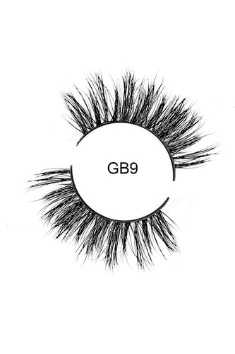 GB9 Luxury Mink Eyelashes
