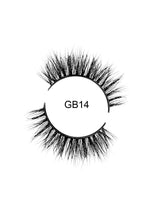 Load image into Gallery viewer, GB14 Luxury Mink Eyelashes