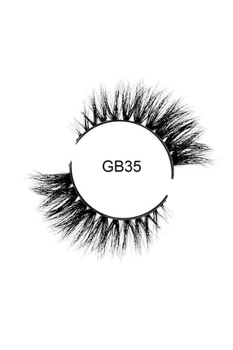 GB35 Luxury Mink Eyelashes