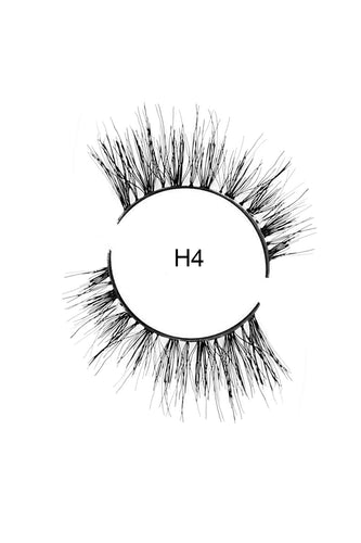 H4 Natural Hair Luxury Eyelashes