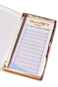 Pre Fanned Russian Volume 3D Eyelashes