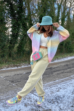 Load image into Gallery viewer, Annie Multi Colour Knitted Cardigan