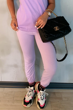 Load image into Gallery viewer, GABRIELLA Lilac Basic Joggers