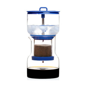 Bruer Blue Cold Brew Slow Drip Coffee Maker System