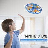 Mini RUNQIA Drone Hand Controlled Infrared Induction - Outlet Utria