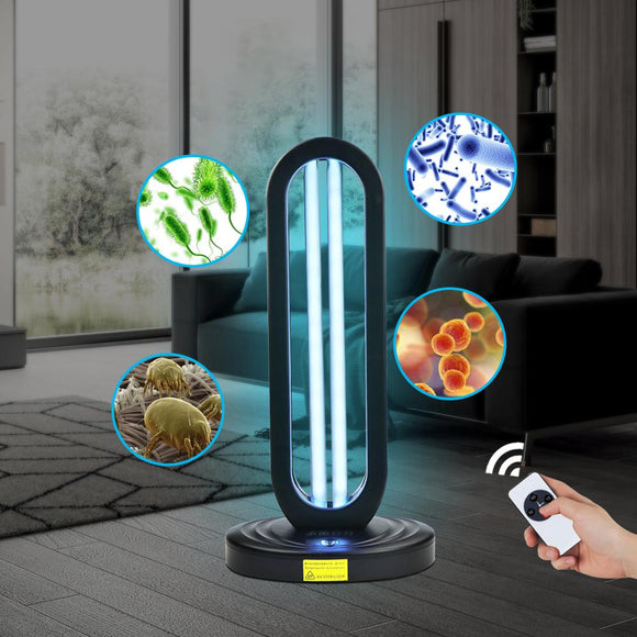 Antibacterial Ultraviolet Germicidal Light Lamp