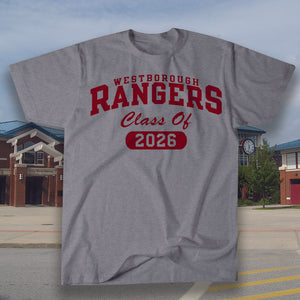Class of 2026 T Shirts