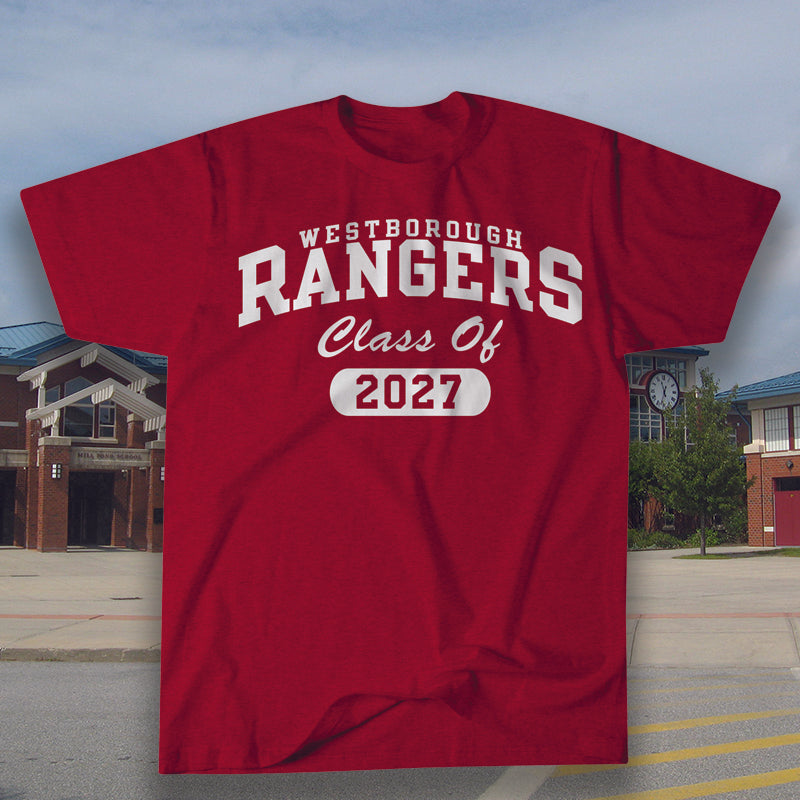 Class of 2027 T Shirts