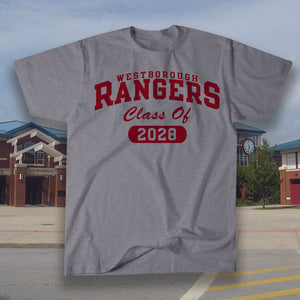 Class of 2028 T Shirts