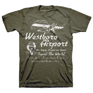 Westborough Airport Tee