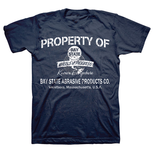 Bay State Abrasives Tee