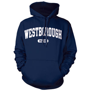 "Westborough ""Classic"" Hoodie  *Youth & Adult"