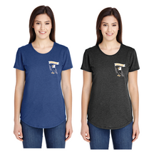 "Stapleton Women's Tri-Blend ""EAGLE"" T Shirt"