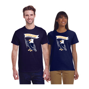 "Stapleton School ""EAGLE"" Adult T-Shirt"