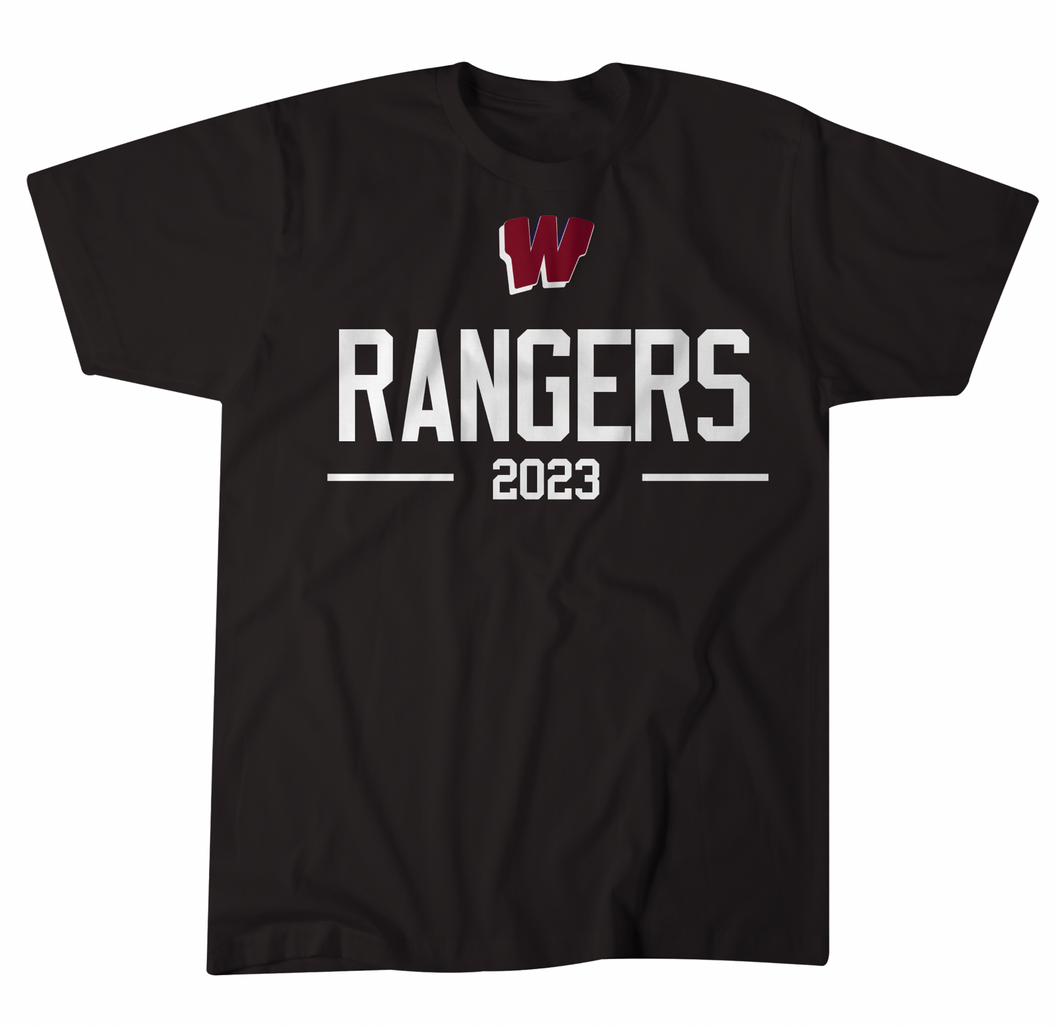 WHS Class of 2023 short sleeve T shirts!