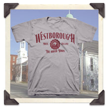 Westborough 100th Town Tee